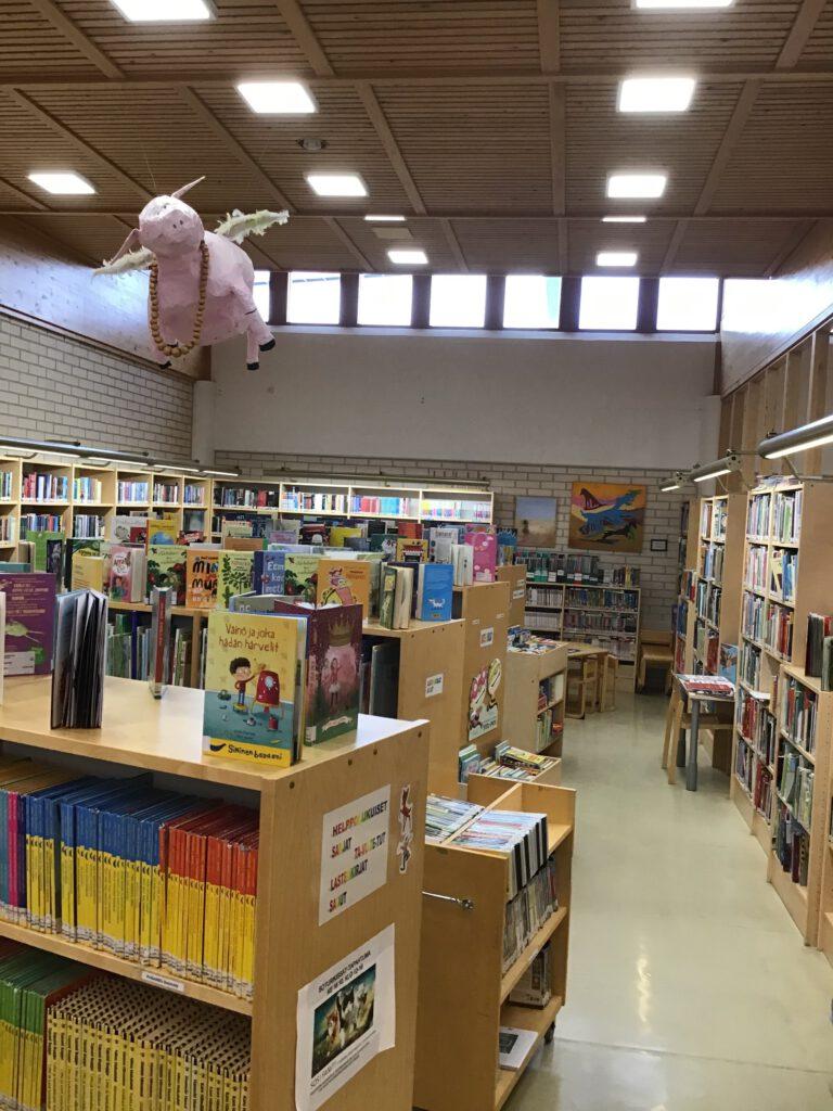 Kauhajoen Kirjasto