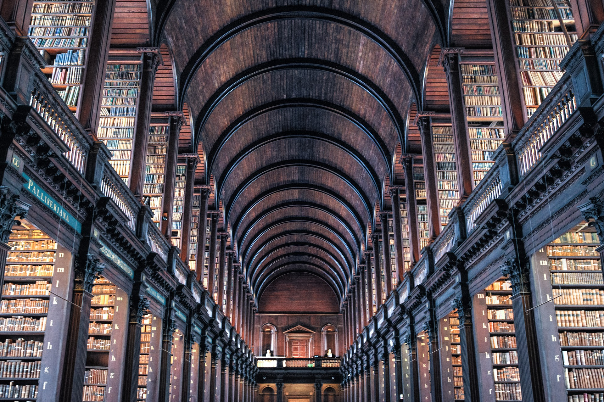 Dublin Collage Library