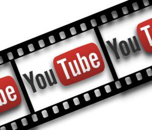 Filminauha jossa sana YouTube