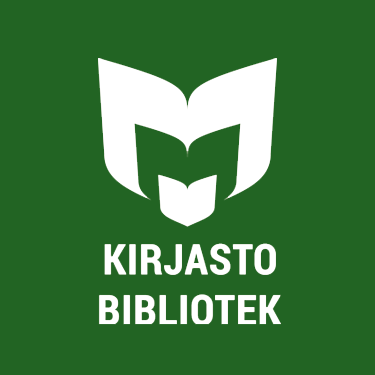 Vihreän kirjaston logo